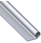 alfer® aluminium Scharnierprofil, Combitech®, Silber, Aluminium-Thumbnail