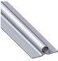 alfer® aluminium Scharnierprofil, Silber, Aluminium-Thumbnail