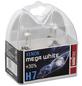 UNITEC Scheinwerferleuchtmittel, XENON Mega White, H7, PX26d, 55 W, 2 Stück-Thumbnail