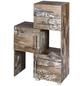 SCHILDMEYER Schiebe-Regal »Sofia«, BxHxT: 38 x 100,7 x 32 cm-Thumbnail