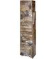 SCHILDMEYER Schiebe-Regal »Sofia«, BxHxT: 38 x 165 x 31,5 cm-Thumbnail