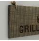 Schild, Holz, braun-Thumbnail