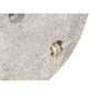 SIENA GARDEN Schirmständer, Edelstahl/Granit, ØxH: 50 x 9 cm-Thumbnail