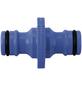 takagi Schlauchverbinder »G041EX«, Länge: 5,2 cm, Kunststoff, blau-Thumbnail