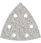 WOLFCRAFT Schleifblatt, 1161000, Silber, Körnung 60, 5 Stück-Thumbnail