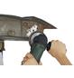 WOLFCRAFT Schleifmopteller K40 Ø 115 mm-Thumbnail