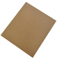 FLINT Schleifpapier, Braun, 230x280 mm, Körnung 120-Thumbnail