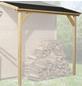 WEKA Schleppdach für Gartenhäuser, BxT: 80 x 200 cm, Holz-Thumbnail