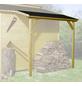 WEKA Schleppdach für Gartenhäuser, Holz-Thumbnail
