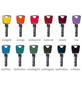 ABUS Schließzylinder »XP20S«, für Hauseingangstüren, Wohnungsabschlusstüren-Thumbnail