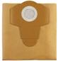 KRAFTRONIC Schmutzfangsack »KT-NT 20 S«, 20 Liter, aus Papier, 5 Stück-Thumbnail