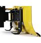 TEXAS Schneeschild, gelb/schwarz, 17,5 kg-Thumbnail