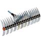 GARDENA Schneidrechen »combisystem«, Arbeitsbreite: 35 cm, Metall, silberfarben-Thumbnail