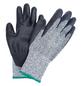 MR. GARDENER Schnittschutzhandschuhe »HPPE grau/schwarz«, schwarz/grau, Nitrilbeschichtet-Thumbnail