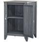 Schrank »Typ 564«, für Outdoorküche, Holz, hellgrau, 1 Fachböden-Thumbnail