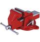 CONNEX Schraubstock, Spannweite: 100 mm, Backenbreite: 8 cm-Thumbnail