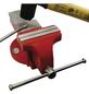 CONNEX Schraubstock, Spannweite: 125 mm-Thumbnail