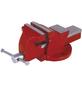 CONNEX Schraubstock, Spannweite: 85 mm, Backenbreite: 0,8 cm-Thumbnail