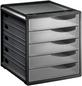 Rotho Schubladenbox, BxHxL: 28,5 x 32 x 33,5 cm, Kunststoff-Thumbnail