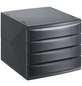 Rotho Schubladenbox »QUADRA«, BxHxL: 28 x 25 x 36,5 cm, Kunststoff-Thumbnail