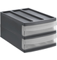 Rotho Schubladenbox »SYSTEMIX«, BxHxL: 25,5 x 20,3 x 39,5 cm, Kunststoff-Thumbnail