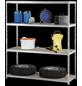 TKT Schwerlast-Steckregal »Work System«, BxH: 160 x 180 cm-Thumbnail