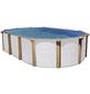 Schwimmbecken »OFB SdL «,  oval, B x L x H: 470 x 920 x 130 cm-Thumbnail
