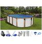 Schwimmbecken »OFB SdL«, oval, BxLxH: 370 x 610 x 130 cm-Thumbnail