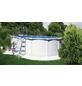 Schwimmbecken »OFB SdL «, oval, BxLxH: 370 x 730 x 130 cm-Thumbnail