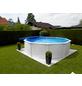 Schwimmbecken »Steely de Luxe «,  rund-Thumbnail