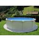 Schwimmbecken »Steely Supreme «, rund-Thumbnail
