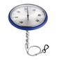 SUMMER FUN Schwimmthermometer, Kunststoff, blau-Thumbnail