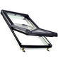 RORO Schwing-Dachfenster »KB«, ESG, innen weiß, Kunststoff-Thumbnail