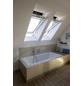 VELUX Schwing-Dachfenster »SK06«, Verbundsicherheitsglas (VSG), innen weiß, Kunststoff   Holz-Thumbnail