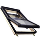 RORO Schwing-Dachfenster »«, Verbundsicherheitsglas (VSG), innen braun, Kiefer-Thumbnail