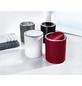 KLEINE WOLKE Schwingdeckeleimer CLAP zylindrisch Kunststoff schneeweiß Ø 19 x 24,5 cm-Thumbnail
