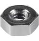 CONNEX Sechskantmuttern, M1,6, Silber, Stahl-Thumbnail