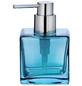 WENKO Seifenablage, Glas, blau-Thumbnail