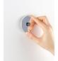 WENKO Seifenablage »Quadro«, BxH: 12 x 6,5 cm, transparent/chromfarben-Thumbnail
