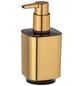 WENKO Seifenspender »Auron«, Kunststoff, goldfarben-Thumbnail