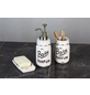 WENKO Seifenspender »Lavars«, Keramik, creme-Thumbnail