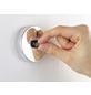 WENKO Seifenspender »Quadro«, Edelstahl/Kunststoff, silberfarben/transparent-Thumbnail
