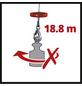EINHELL Seilhebezug TC-EH 1-fach 1000 kg-Thumbnail