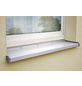 SAREI Seitenteil Fensterblech, 58 x 195 x 15 mm, Grau, PVC-Thumbnail