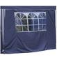 BELLAVISTA Seitenteile, blau, Breite: 290 cm, Polyester, mit Fenster-Thumbnail