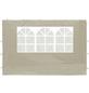 CASAYA Seitenteile, Breite: 290 cm, Polyester, beige-Thumbnail