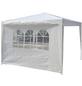 CASAYA Seitenteile, Breite: 290 cm, Polyethylen, weiß, mit Fenster-Thumbnail