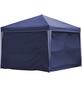 CASAYA Seitenteile für Pavillon, blau, Polyester-Thumbnail