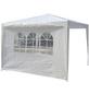 BELLAVISTA Seitenteile, weiß, Breite: 290 cm, Polyethylen, mit Fenster-Thumbnail