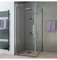 BREUER Seitenwand »Europa Design«, B x H: 100 x 200 cm, Sicherheitsglas-Thumbnail